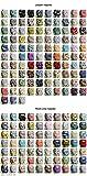 Littles & Bloomz, Reusable Pocket Cloth Nappy, Fastener: Popper and Hook-Loop, Various Patterns, Dispatch Randomly