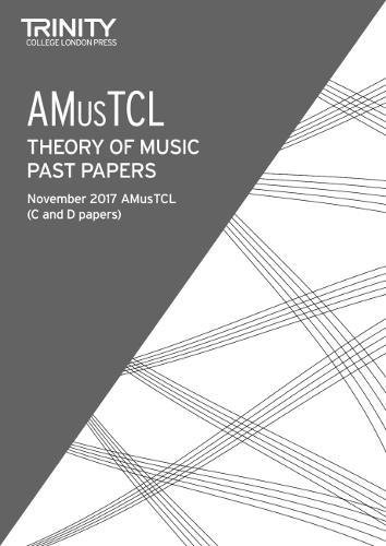 Theory Past Papers Amustcl Nov 2017 (Trinity Rock & Pop 2018)