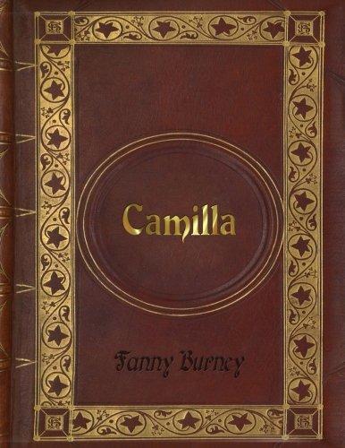Fanny Burney - Camilla