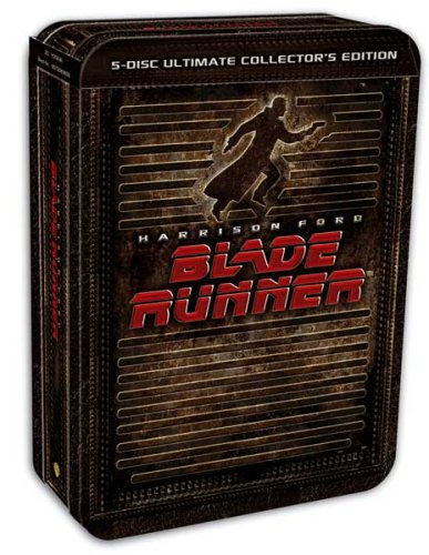 Cut Off Blade (Blade Runner (Metallbox) [Collector's Edition] [5 DVDs])