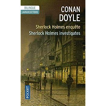 Sherlock Holmes enquête / Sherlock Holmes investigates