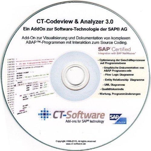 er 3.0: Analyse und grafische Darstellung von ABAP Programmen, SAP zertifiziert ()
