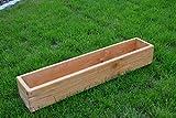 NEU Pflanzkasten aus Holz TOP Pflanzkübel Garten Terrasse fertig montiert