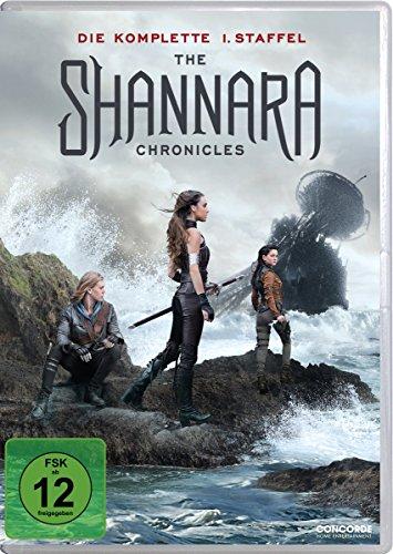 The Shannara Chronicles - Die komplette 1. Staffel [3 DVDs]