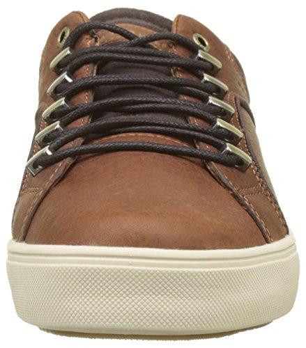 Tommy Hilfiger Herren M2285oon 2a2 Sneaker Braun (Cognac)