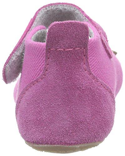 Living Kitzbühel Baby Ball. Herz/Vogel Baby Mädchen Sandalen Pink (pink 340)