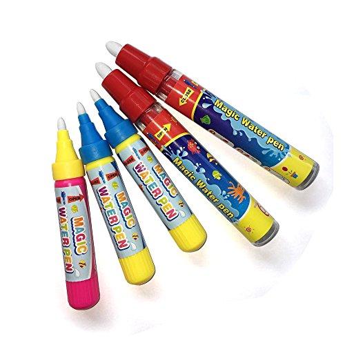 Preisvergleich Produktbild 5 PCS Aqua doodle Wasser Stifte,Wholethings Doodle Magie Wasser Stifte Für aquadoodle matte