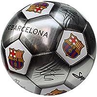 FCB FC Barcelona - Balón oficial con escudo y firmas