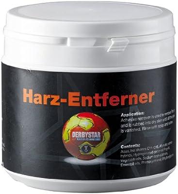 Derbystar Harz Entferner Cremig - Cera de balonmano, color blanco, talla 0.5 l