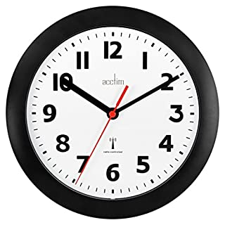 Acctim 'Parona' Radio Controlled Wall Clock