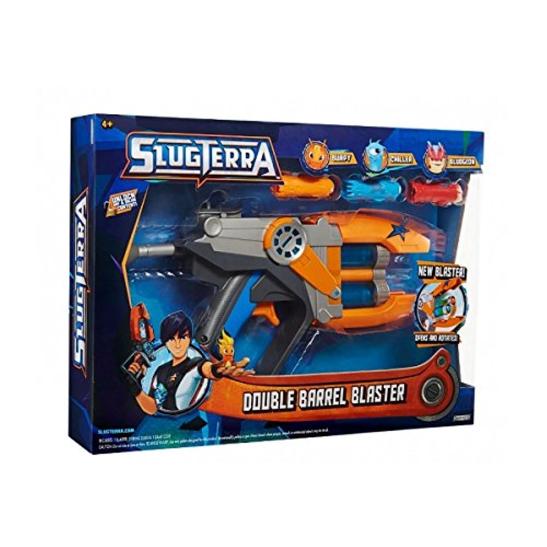 Slugterra Blaster 2 Canons 3 Slugs Pistolets Et Fléchettes