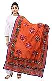 Choose N Use Women's Chanderi Silk Dupat...