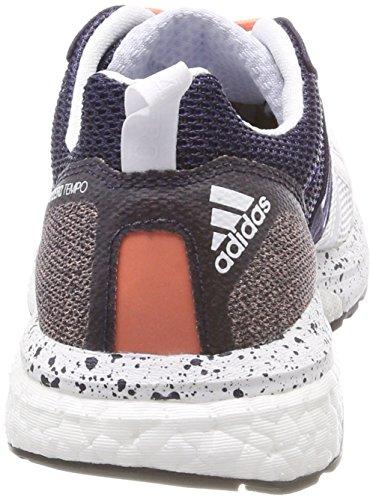 Running Adizero adidas core S18 9 core White Chaussures Black W Multicolore aero Ftwr Ftwr Blue Blue aero Tempo S18 Femme Black de White 1pYqxdYO