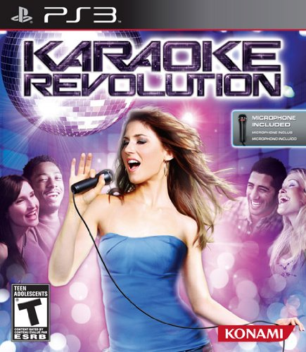 Karaoke Revolution [Spanisch Import] (Revolution Für Playstation 3 Karaoke)