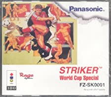 Striker World Cup Special - 3DO - PAL