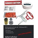 Reinigungs & Pflege Set Zapfanlage AUSFÜHRUNG REINIGUNGSADAPTER: 30 mm Schankhahngewinde