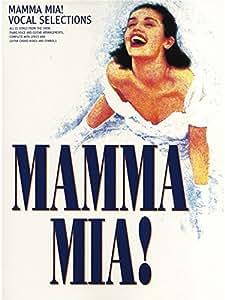 Abba: Mamma Mia! - Vocal Selections. Partitions pour Piano, Chant et Guitare(Boîtes d'Accord)