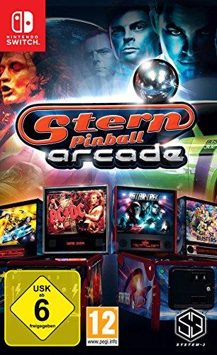 Stern Pinball Arcade [Nintendo Switch] (Stern Pinball)