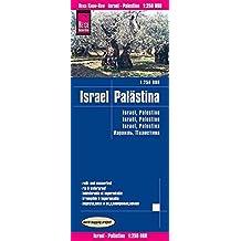 Reise Know-How Landkarte Israel, Palästina (1:250.000): world mapping project