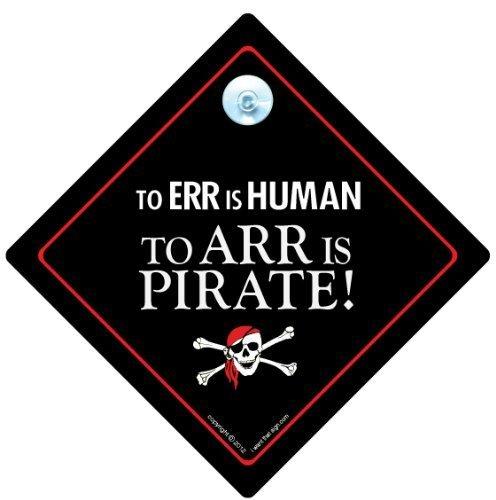 err-ist-zu-mensch-zu-arr-ist-pirat-auto-zeichen-der-pirat-arr-ist-sticker-aufkleber-aufschrift-pirat