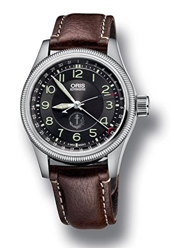 Oris 01 754 7679 4084-Set LS Men's Watch PA CHARLES DE GAULLE LIMITED EDITION