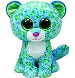 TY Plush-Beanie boo' S Clip-Leona the Leopard
