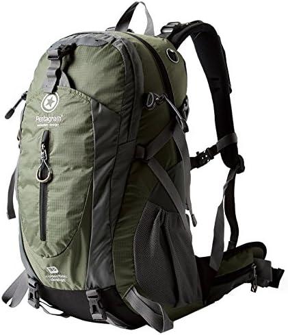 Backpack Zaino 35L grande capacità zaino da trekking 50L 50L 50L impermeabile alpinismo a cavallo zaino da viaggio all'aria apertaYZRCRK (Coloreee   verdeA) | Eccezionale  | Lavorazione perfetta  | Primo nella sua classe  | Design affascinante  | Primo f596ed