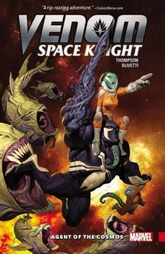 Venom: Space Knight Vol. 1: Agent of the Cosmos - Flash Venom