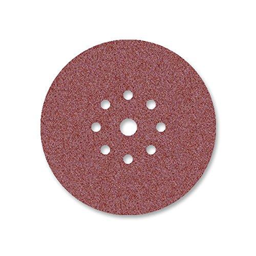 Preisvergleich Produktbild 25 MioTools Klett-Schleifscheiben für Trockenbauschleifer Ø 225 mm - Korn 120 - 9-Loch