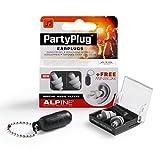 Alpine PartyPlug 2015 Tappi per Orecchie per Musica, Argento