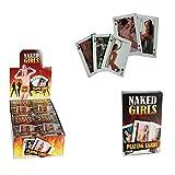 Spielkarten - Pokerkarten 54 Stück Packung - Naked Girls- Das etwas andere Pokerspiel für die Männerrunde