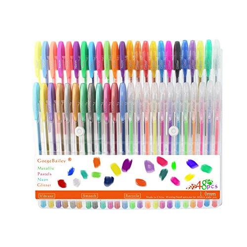 stylos-gel-concus-pour-le-coloriage-pour-adultes-4-styles-differents-metallique-glitter-neon-pastel-