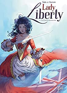 """Afficher """"Lady Liberty n° 3<br /> Les fusils de Beaumarchais"""""""
