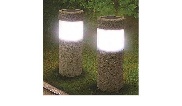 Powered Lawn Lamp Light f/ür Patio LED-Gartenleuchten Solar-Nachtlichter Harddo Owl Shape Solar-Rasenlampe Party Dekoration Hof