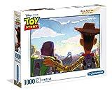 Clementoni- The Art of Puzzle-Disney Tangled-1000 Pezzi, Multicolore, 39491