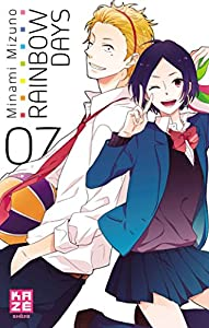 Rainbow days Edition simple Tome 7