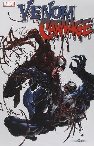Venom Vs. Carnage TPB (Marvel Graphic Novels (Paperback))
