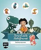 Tierisch süße Häkelfreunde - Die Dinos kommen: Dinosaurier, Mammuts und andere Amigurumis häkeln