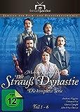 Die Strauß-Dynastie: Teil 1-6 - Fernsehjuwelen [4 DVDs]