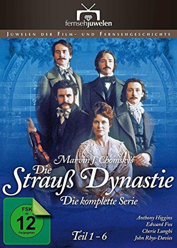 Bild von Die Strauß-Dynastie: Teil 1-6 - Fernsehjuwelen [4 DVDs]