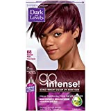 Passion Plum : Dark and Lovely Go Intense! Intense Conditioning Creme Gel with Olive Oil, Passion Plum (Packaging May Vary)