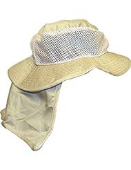 BCB Hot Weather - Sombrero para hombre, color arena, talla XL
