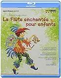 Mozart / Die Zauberflöte Für Kinder [Blu-ray] [Import italien]
