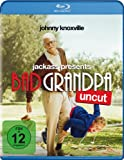 Jackass: Bad Grandpa - Uncut [Blu-ray] [Blu-ray] (2014) Knoxville, Johnny; Ni...