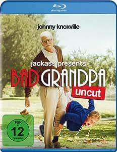 Jackass: Bad Grandpa - Uncut [Blu-ray]