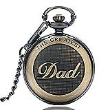 Dad Papa Orologio a taschino C5F