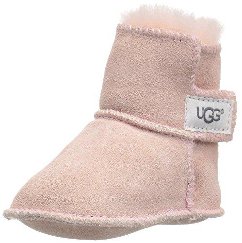 UGG I Erin, Unisex-Kinder Hohe Hausschuhe, Pink (BPNK), 17/18 EU (Herstellergröße:S) (Uggs Hausschuhe Kleinkind)