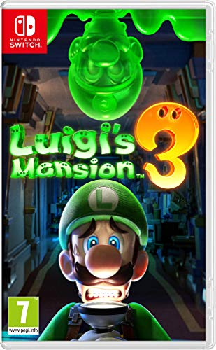 Luigi's Mansion 3 (Nintendo Switch) + Llavero - Luigi's Mansion 3