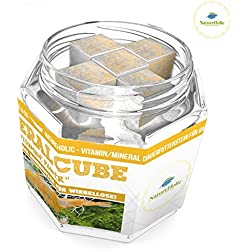 natural eholic–Mineral Cube 'Vitaminas Power'–47ml–Mineral Alimentación + Forro de vacaciones