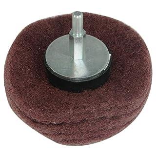 Silverline 262154 Dome Sanding Mop 240 Grit, 100 mm